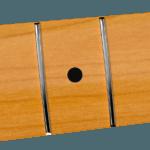 38,1mm Vintage Maple & Black Dots Neck